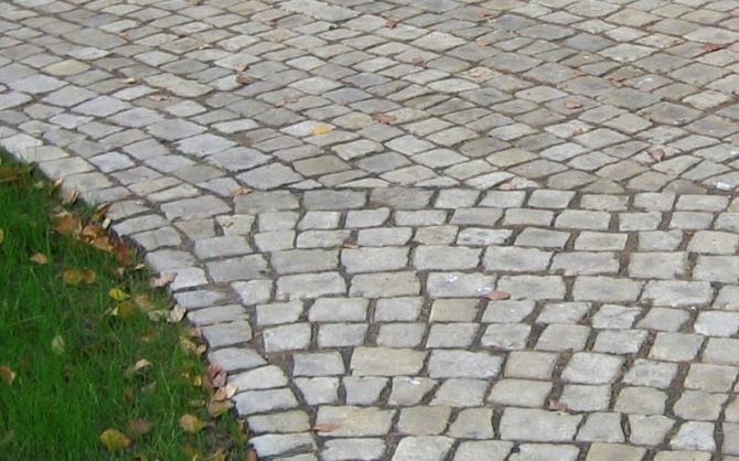 PK series - european cobblestone