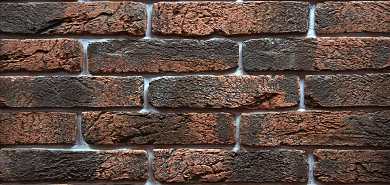 double sided obr fence series aged brick magicrete